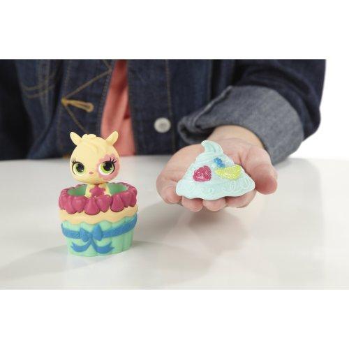 Pet Hasbro Little Pet Shop Sweetest Hide and Sweet Hamster Bryce Rika-chan (japan import)