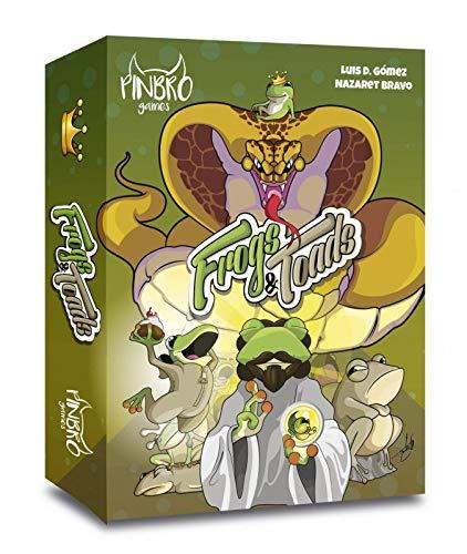 pinbro games Frogs y Toads