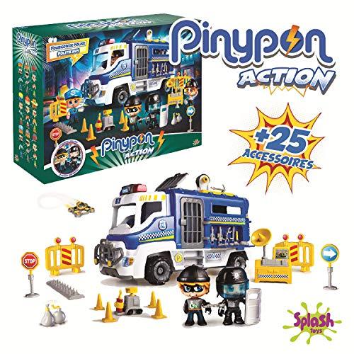 Pinypon Action - Furgón de Operaciones Especiales (Famosa, es 700014784) , color/modelo surtido