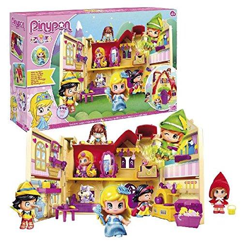 Pinypon - Casa de los cuentos (Famosa 700012406) , color/modelo surtido
