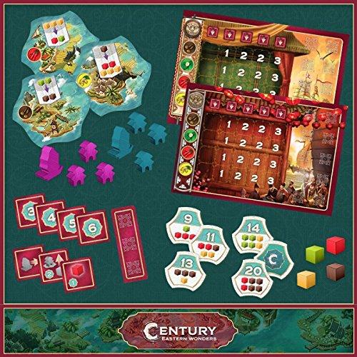 Plan B Games - Century Spice Road - Juego de estrategia , color/modelo surtido