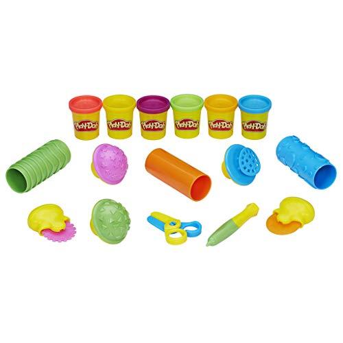 Play-Doh - Aprendo Texturas y Colores (Hasbro B3408105)
