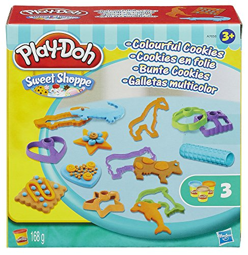 Play-Doh – Colorful Galletas, A7656