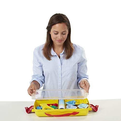 Play-Doh - Crea y Guarda (Hasbro E1955105)