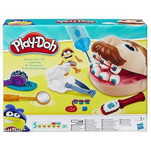 Play-Doh - Dentista Bromista (Hasbro 37366148)