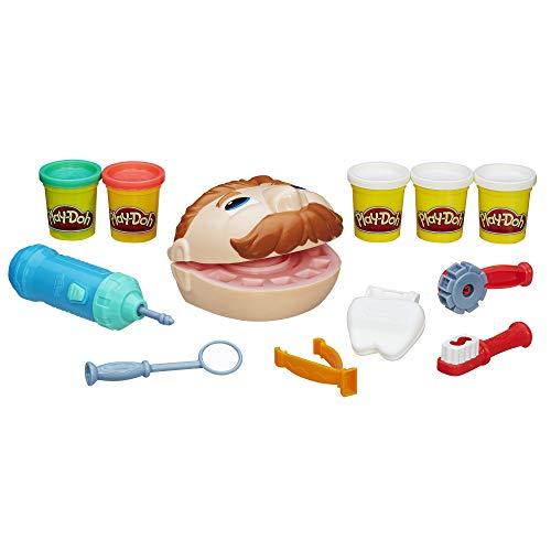 Play-Doh - Dentista Bromista, versión importada (Hasbro)