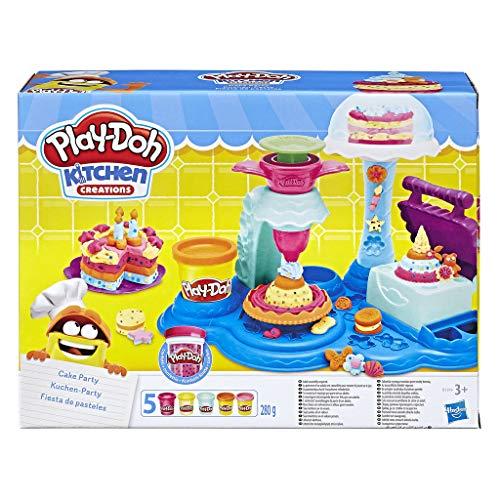 Play-Doh - Fiesta Pasteles (Hasbro B3399EU6)