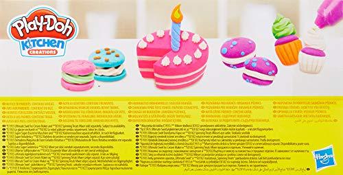 Play-Doh Hasbro A1206EU6 Pack De 8 Mini Botes Plus, 28 g cada una, peso total 224 g , color/modelo surtido