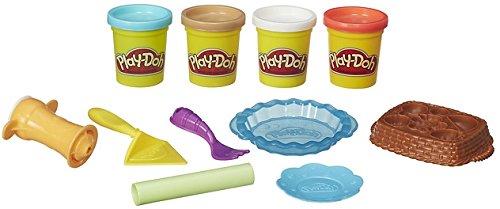 Play Doh - Kit Tartas de rechupete (Hasbro B3398EU4)
