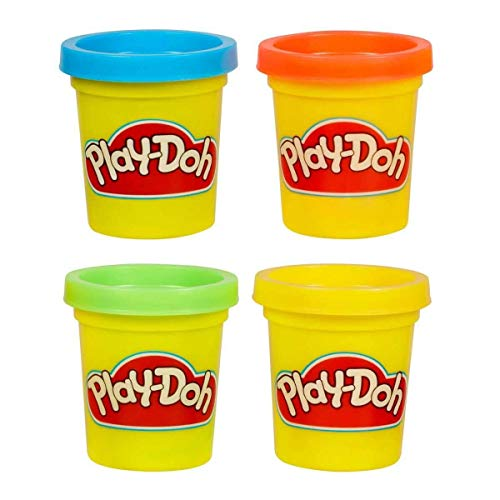 Play-Doh - Mini Pack 4 Botes