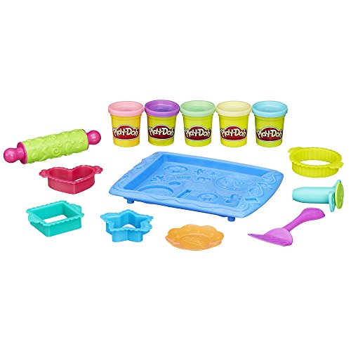 Play Doh Sweet Shoppe Cookie Creations PDH Core Fabrica de Galletas (Hasbro B0307EU6)