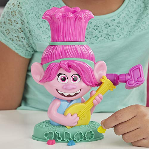 Play-Doh Trolls Poppy (Hasbro E70225L0) , color/modelo surtido