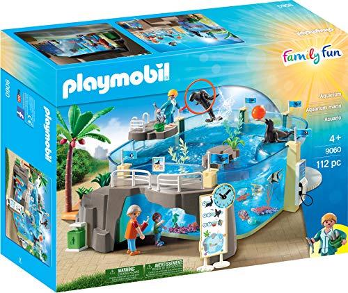 PLAYMOBIL- Acuario, única (9060)