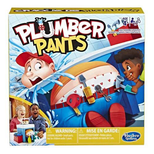 Plumber Pants Juego para niños a Partir de 4 años