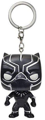 Pocket POP! Keychain - Captain America CW: Black Panther