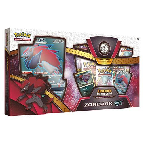 Pokemon JCC Caja Colección Especial Zoroark-GX-Español (Pokèmon POGX1707)