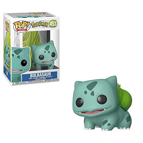 Pop Pokemon Bulbasaur Vinyl Figure