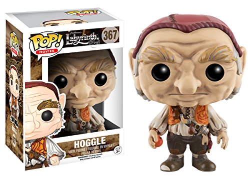 POP! Vinilo - Labyrinth: Hoggle