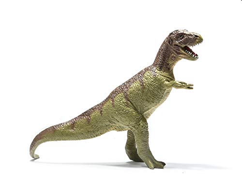 PREXTEX Pack de Dinosaurios de 25,4 cm de Aspecto Realista con 12 Figuras de Dinosaurios Surtidas