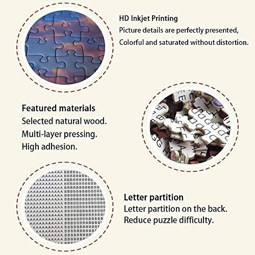puzzle 1000 piezas Adultos Infantiles-Mar en calma-DIY Intelectual Juguetes educativos Descompresión Coleccionables clásico home Decoracion 75x50cm