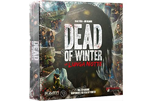 Raven - Dead of Winter-la Long Notte, RDCR02