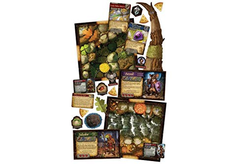 Raven – Mice and Mystics – Los informes de subbosque