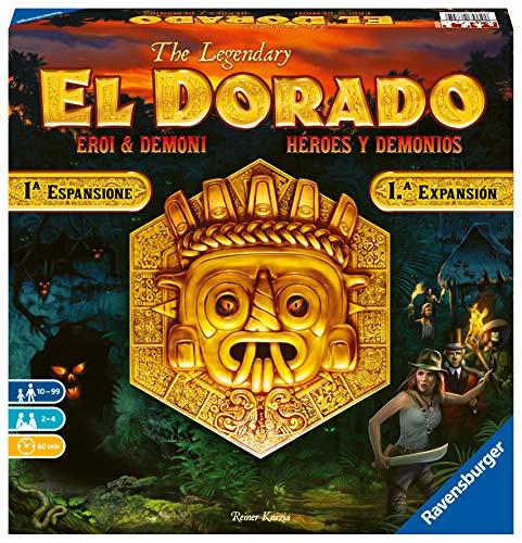 Ravensburger - Family games El Dorado Héroes y Demonios (Ravensburger 26855)