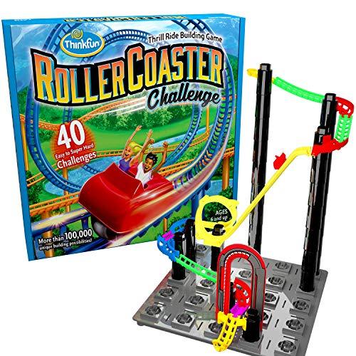 Ravensburger-Juego Roller Coaster Challenge (1046)