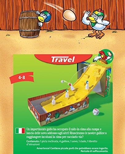 Ravensburger Kiki Ricky - Travel Game, Juego de Mesa 234134