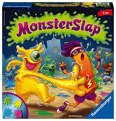 Ravensburger Monster Slap, Multicolor (21368)
