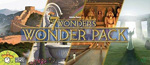 Repos 7Wonders Wonder Pack Juego de tablero