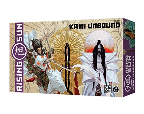 Rising Sun Kami Unbound Expansion - English