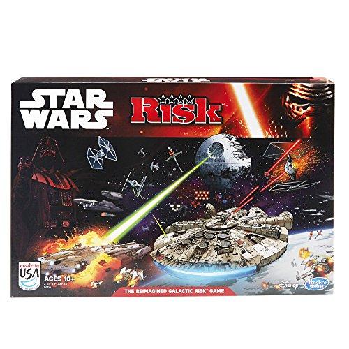 Risk Hasbro Edición Star Wars  (versión en inglés)