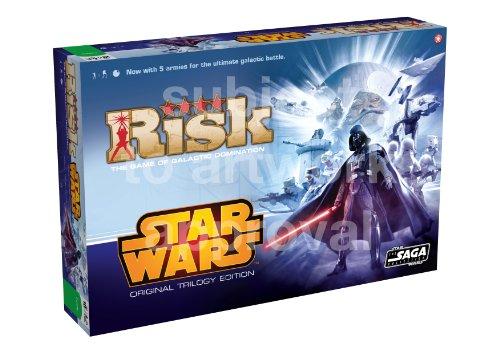 Risk Star Wars - Juego de estrategia [Importado]