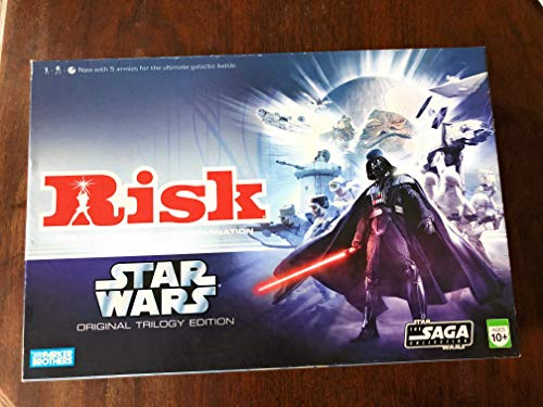 RISK Star Wars Original Trilogy Edition (The Game of Galactic Domination) by Parker Brothers