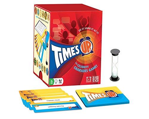 RnR Games Inc. Time's Up RNR00975 - Juego de Mesa