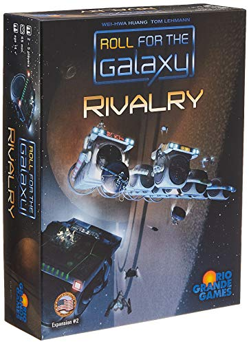 Roll for The Galaxy Rivalry - English