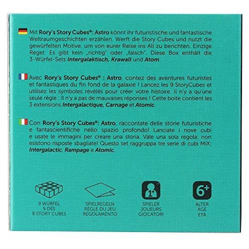 Rory's Story Cubes Astro Geschichtenwürfel