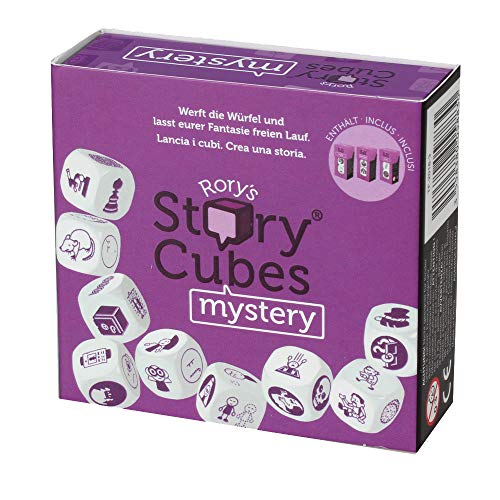 Rory's Story Cubes Mystery Geschichtenwürfel