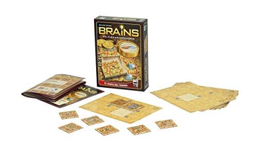 SD Games- Brains Mapa del Tesoro (SDGBRAINS02)
