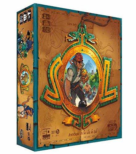 SD Games- Juego de Estrategia (SDGJUESOL01)