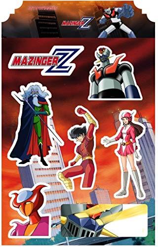 SD toys Mazinger Z Set B IMANES Mazinger Z