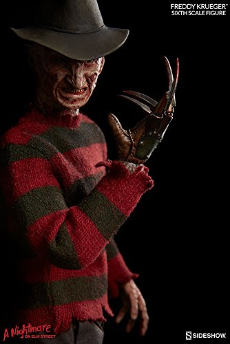 Sideshow SS100359 Collectibles Freddy Krueger A Nightmare on ELM Street 3: Dream Warriors Figure, Escala 1:6