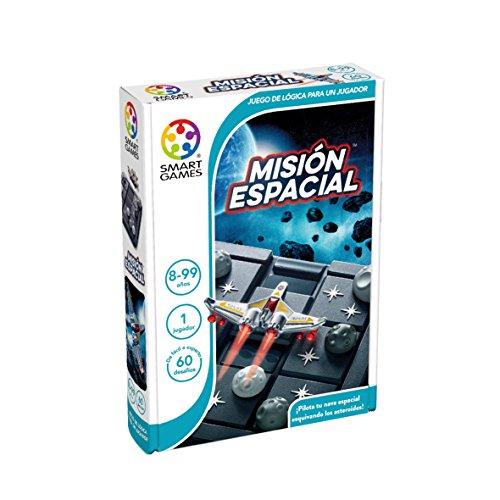 Smart Games- Misión Espacial, Multicolor (SG426ES)