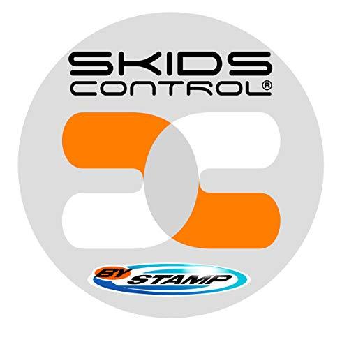 Stamp-Set Rollers + E/K Pads Pink Skids Control, Taille 23-27 Roller, Color Rosa, (JS670035)