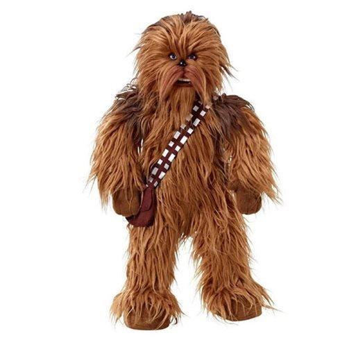 Star Wars 00825J - Chewbacca Peluche Realista con Sonido, 60 cm (Underground Toys SDTSDT00825) - Peluche Chewbacca con Sonido (60cm)