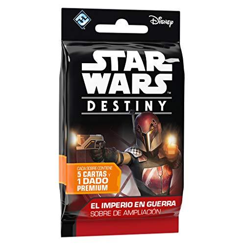 Star Wars El Imperio en Guerra Expositor de Sobres de Ampliación (Fantasy Flight Games FFSWD07) , color/modelo surtido