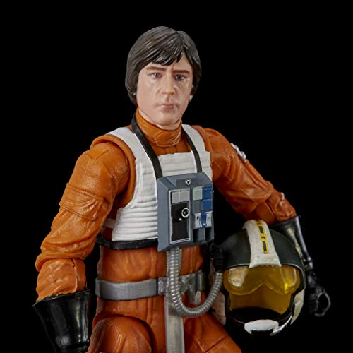 Star Wars - Figura de acción de Wedge Antilles de Black Series (Hasbro E6058EL2)