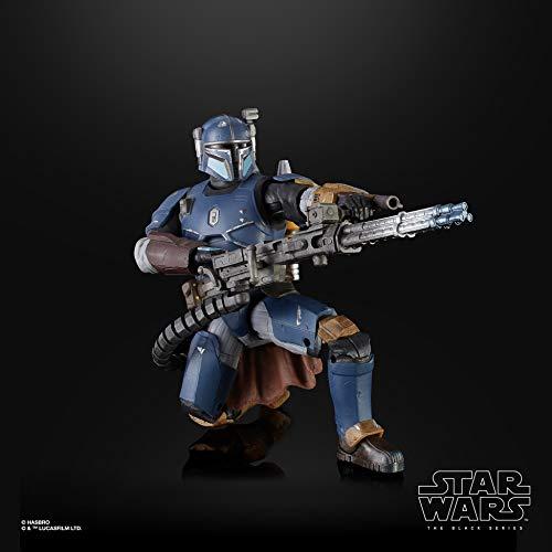 Star Wars - Figura Deluxe Black Series Huckleberry (Hasbro E6996EU4)