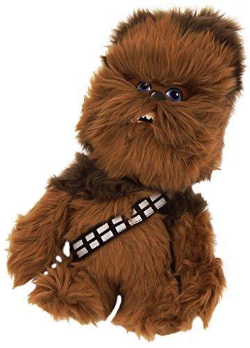 Star Wars - Peluche Chewbacca El Despertar de la Fuerza, 29 cm (Famosa 760013301)